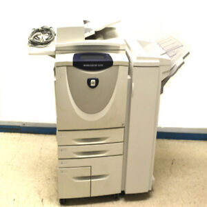 Xerox Workcentre 5638 Xew 1 Multifunction Printer Copier Scanner W Bf0 1