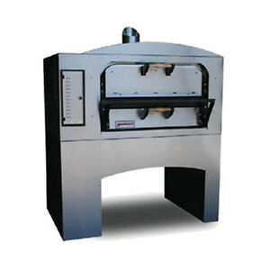 Marsal Mb 236 Slice Series Gas Deck Type Pizza Oven