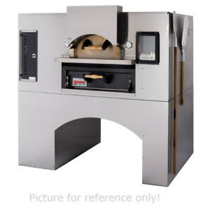 Marsal Wf 60 Gas fired Deck type Wave Flame Pizza Oven