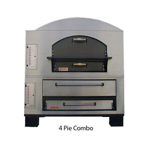Marsal Mbc 448 Gas Deck Type Pizza Oven
