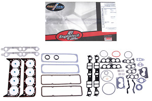 Head Gasket Set 1987 1995 Chevy Gmc Sbc 350 5 7l V8 Tbi Car Truck Van