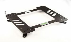 Planted Seat Bracket For 1982 1991 Bmw 3 Series E30 Chassis Driver Left Side