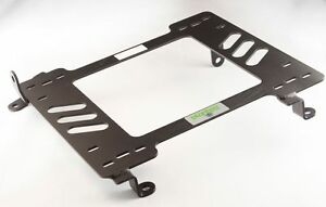 Planted Seat Bracket For 2009 Fiat 500 Driver Left Side Racing Seat