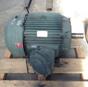 Reliance Electric 1maf68630 Ac Electric Motor 460v 3ph 60hp 1775rpm