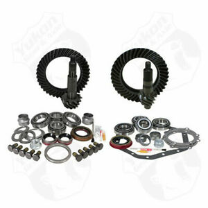 Yukon Gear Install Kit Package For Reverse Rotation Dana 60 88 Down Gm
