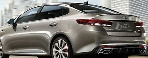 Painted Flush Mount Factory Style Spoiler For A Kia Optima 2016 18