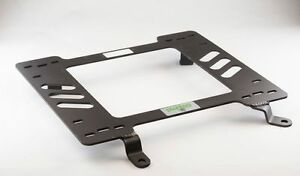 Planted Seat Bracket For 1964 1967 Oldsmobile Cutlass Driver Left Side Racing