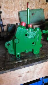 Ar39029 John Deere 1020 2020 Power Steering Pump Core Required Please Read Ad