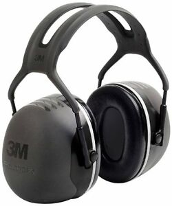 3m X5a Peltor X series Over the head Earmuffs Nrr 31 Db One Size Fits Most