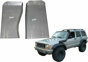Replacement Driver Passenger Side Floor Pans For 1984 1996 Jeep Cherokee New