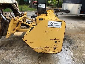 Erskine Snowblower Skid Steer Attachment 72