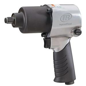 Air Impactool 8000 Rpm 1 2 In Drive Aluminum With Twin Hammer Impact Mechanism