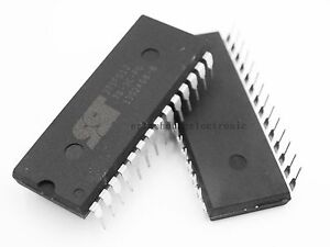 50pcs Ic Sst27sf512 Ic Dip 28 512 Kbit Many time Programmable Flash Sst27