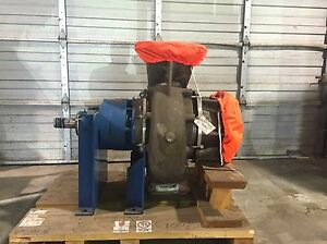 Wemco hidrostal Weir Slurry Pump F10k ss 10x10 New
