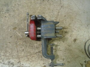 Machinist Tool Lathe Mill Machinist 2 1 2 Anvil Bench Vise Watchmaker Jewelers