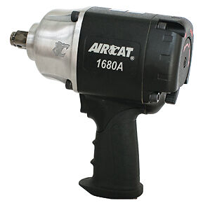 Aircat 1680 a 3 4 Super Duty Impact Wrench Brand New W Warranty