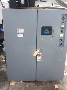 Generators Industrial Zenith Automatic Transfer Switch 400 Amp Model Zts000b