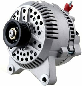Heavy Duty High Output 200 Amp New Alternator Ford Crown Victoria E Series Van