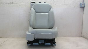 04 10 Saab 9 3 93 Convertible Seat Assembly Leather Passenger Front Right 120815