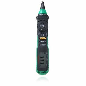Mastech Ms8211 Digital Multimeter Pen type Non contact Detector Test