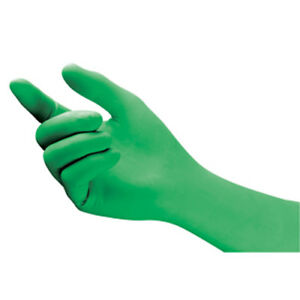 Surgical Gloves Size 6 Green 50 Pk