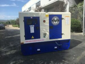 20kw Diesel Generator Free Shipping Worldwide Africa Carribean So Amer