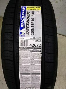 205 55 R16 Michelin Defender Grn X Bsw Tire