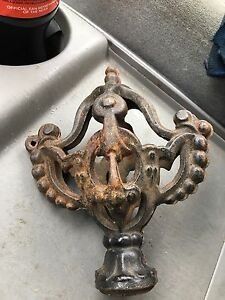 1930 S 5 3 4 Wood Stove Finial