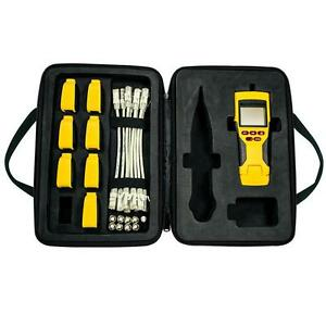 Cable Tester And Test n map Remote Kit Telephone Data Coax Line Tracer Pro 2 Lt