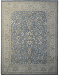Antique Replica Persian Design Handmade Rug 9 X 12 Chobi Peshawar