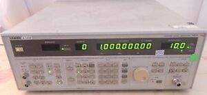 Leader 3221 Standard Signal Generator hard To Find