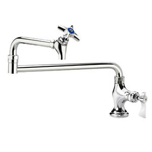 Krowne Metal 16 162l Royal Single Deck Mount Pot Filler Faucet 18 Jointed Spout