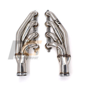 Turbo Headers 1 7 8 304ss Up forward For Chevy Gm Small Block V8 Lsx Ls1 Ls6
