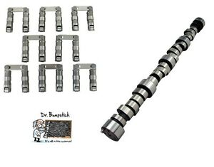 Dr Bumpstick Retro fit Hyd Roller Camshaft Lifters For Chevrolet 530 565 Lift