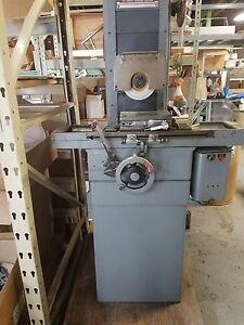 510 Brown And Sharpe Surface Grinder