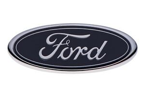 1999 2011 Ford Front Grill 7 Ford Oval Emblem Nameplate Badge Oem New