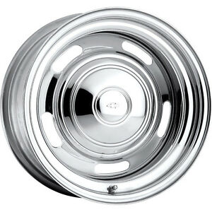 Chevrolet Rally Wheel Chrome 15x7 5x4 75 4 25 Bs Us Wheel 57 5734l