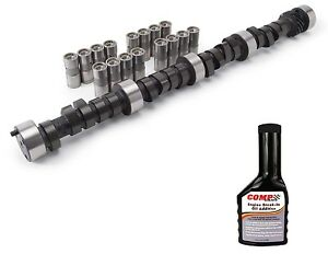Chevy Sbc 350 5 7l Hp Rv Stage 3 480 480 Lift Camshaft Lifters Kit W Comp Oil