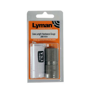 Lyman Length  Headspace Reloader Guage for 308 Winchester Case ~ 7832321