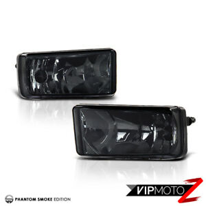 Direct Replacement Smoke Fog Light For 07 13 Chevy Silverado Tahoe Avalanche