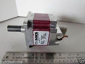 Mks Instruments 120317 g2 Nema 34 Hollow Shaft Stepping Motor Cae0229 Powerpac