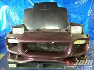 89 94 Nissan 180sx 240sx Front Nose Cut Conversion Jdm Sr20det