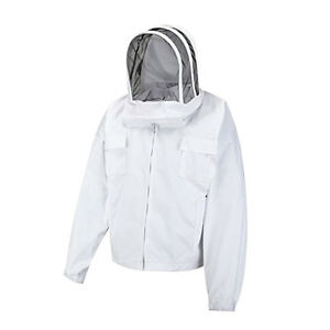 Beekeeping Coveralls Supplies Beekeeper Jacket With Fancy Veil Pc Fabric