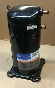 Copeland Zr54k3 tfd 130 4 1 2 Ton Ac hp Scroll Compressor 460 60 3 380 420 50 3