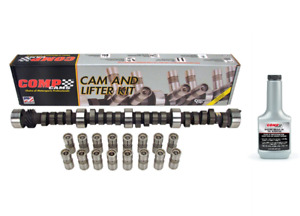 Comp Cams Hyd Camshaft Lifters Kit W Zinc Additive For Chevrolet Sbc 350