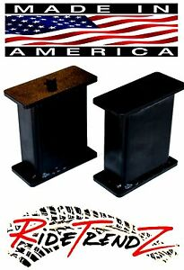 Dodge Ram 1500 94 08 Rear Lift Kit 5 5 Steel Fabed Tapered Blocks 4wd Usa A
