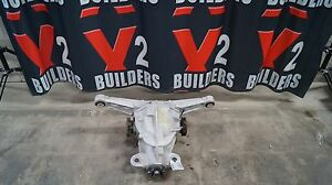 2013 Dodge Viper Rear Differential Oem Used 13353