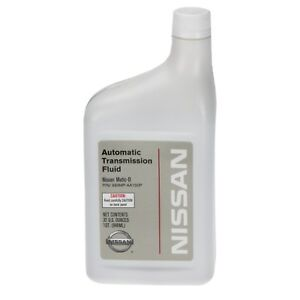 One Brand New Quart Of Nissan Matic D Automatic Transmission Fluid 999mpaa100p