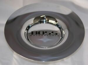 Boss Motorsports 324 Chrome Wheel Rim Center Cap Acc 3196 06 Wire Snap In Wire