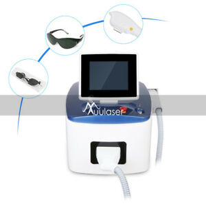 Ipl Laser Hair Removal Skin Rejuvenation Pigment Freckle Vascular Acne Machine